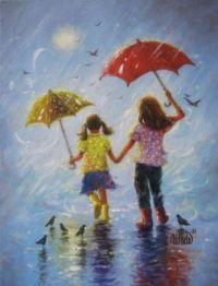 Rain Sisters