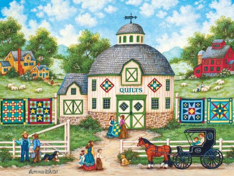 The Quilt Barn - 352
