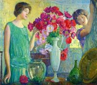 Assembling Flowers  George Lawrence Nelson