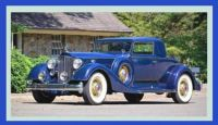 1934 Packard Twelve 2/4-Passenger Coupe