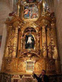 19 09 28 Burgos Cathedral Interior_IMG_1305