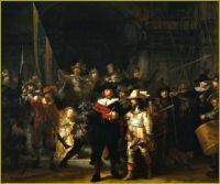The Nightwatch...by Rembrandt...and...err..