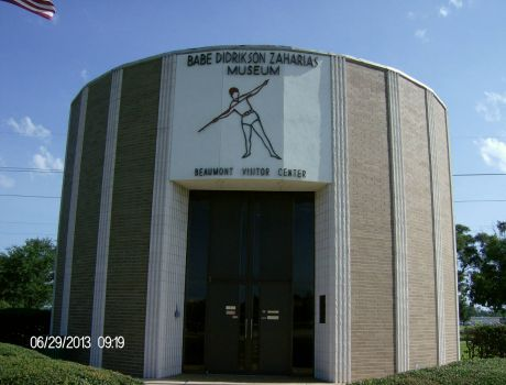 Babe Didrikson Museum, Beaumont TX