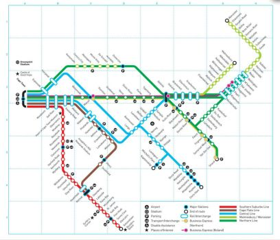 Metrorail-CapeTown-Route-Map