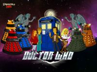 DoctorWhoSimpsonsStyle
