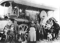 1901 Traction Engine