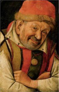 Portrait of the Ferrara Court Jester Gonella