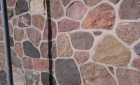 En mur i Nysted