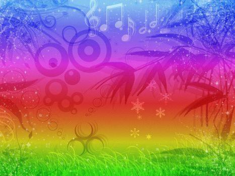 Psychadelic Rainbow