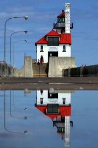 Duluth Harbor Breakwater Lighthouse, MN