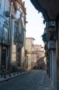 the church across the street - Porto