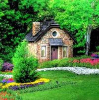 Little Stone House and Gardens...