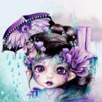 Gloomy Gertrude by artist Sheena Pike