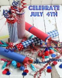THEME:  Come Celebrate the 4th of July