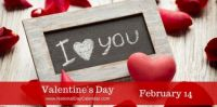 Today Is Valentine's Day!!