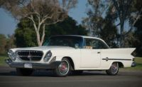 chrysler 300 hardtop coupe -1961