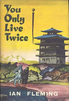 JAMES BOND 007--YOU ONLY LIVE TWICE !