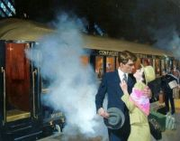 The Orient Express Train