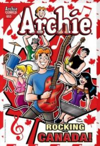 Archie #653 Canada Travel Time