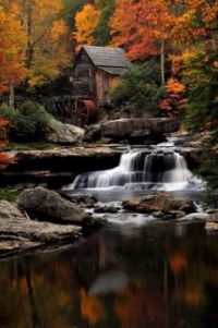 Old Grist Mill