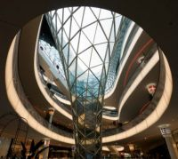 MyZeil Shopping Mall in Frankfurt, Germany