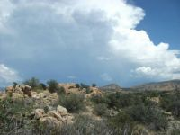 Storm Clouds on the Constellation Trail