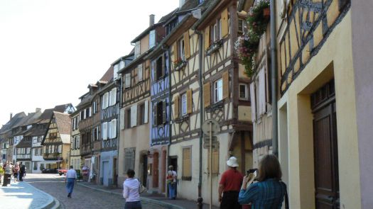 Colmar in Alsace France