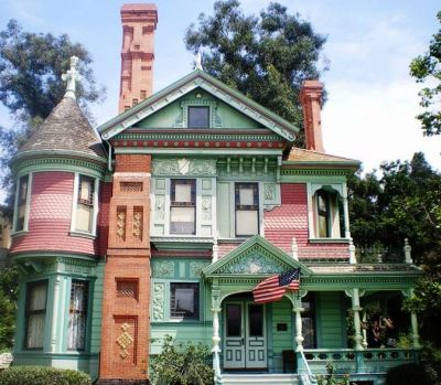 Victorian Home - California