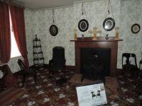The Front Parlor of Lincoln's Home