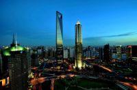 Shanghai World Financial Center-1600 feet (Difficult)