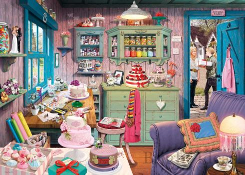 The Cake Shed (X-Large)