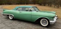 1957 Cadillac Eldorado Biarritz Green cropped Medium size
