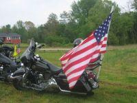 Motorcycle escort