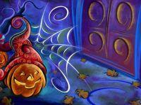 Art Deco Pumpkin