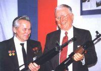 Stoner and Kalashnikov