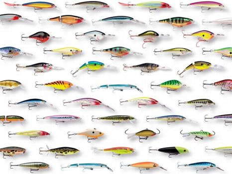 fishing lures!