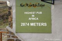KINGDOM OF LESOTHO – Sani Pass