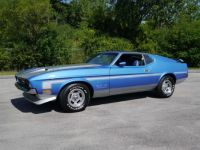 1973 Ford Mustang Mach 1 Boss 351
