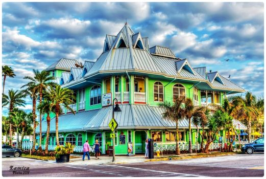 The Hurricane Seafood Restaurant St Pete Beach Florida