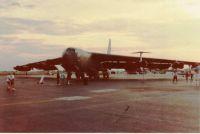 B-52 at Richards-Gebaur Airport