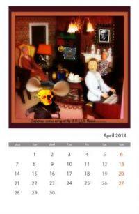 It's A Bugosi....April!......