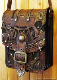 STEAMPUNK BACK PACK
