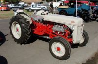 Hot Rod Ford Tractor