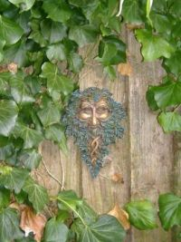 Garden - Green Man