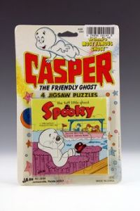 Casper Spooky with boat puzzle