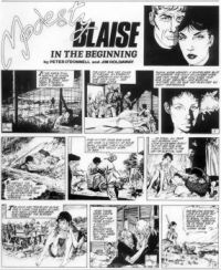 Modesty Blaise #00 - In The Beginning - 01