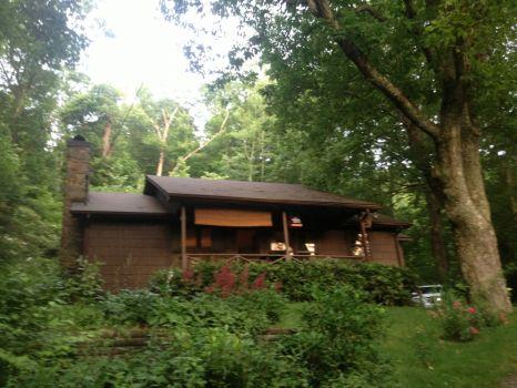 Blue Ridge Cabin 165