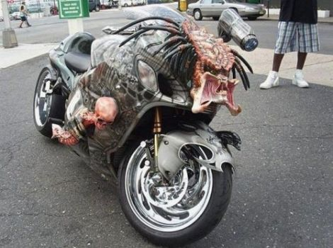 Awesome Motercycle