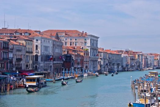 The Grand Canal in Venice 2011