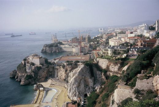 British Rock of Gibraltar